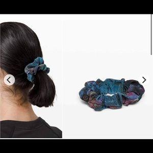 Lululemon Hair Scrunchie.  Cosmic Shift